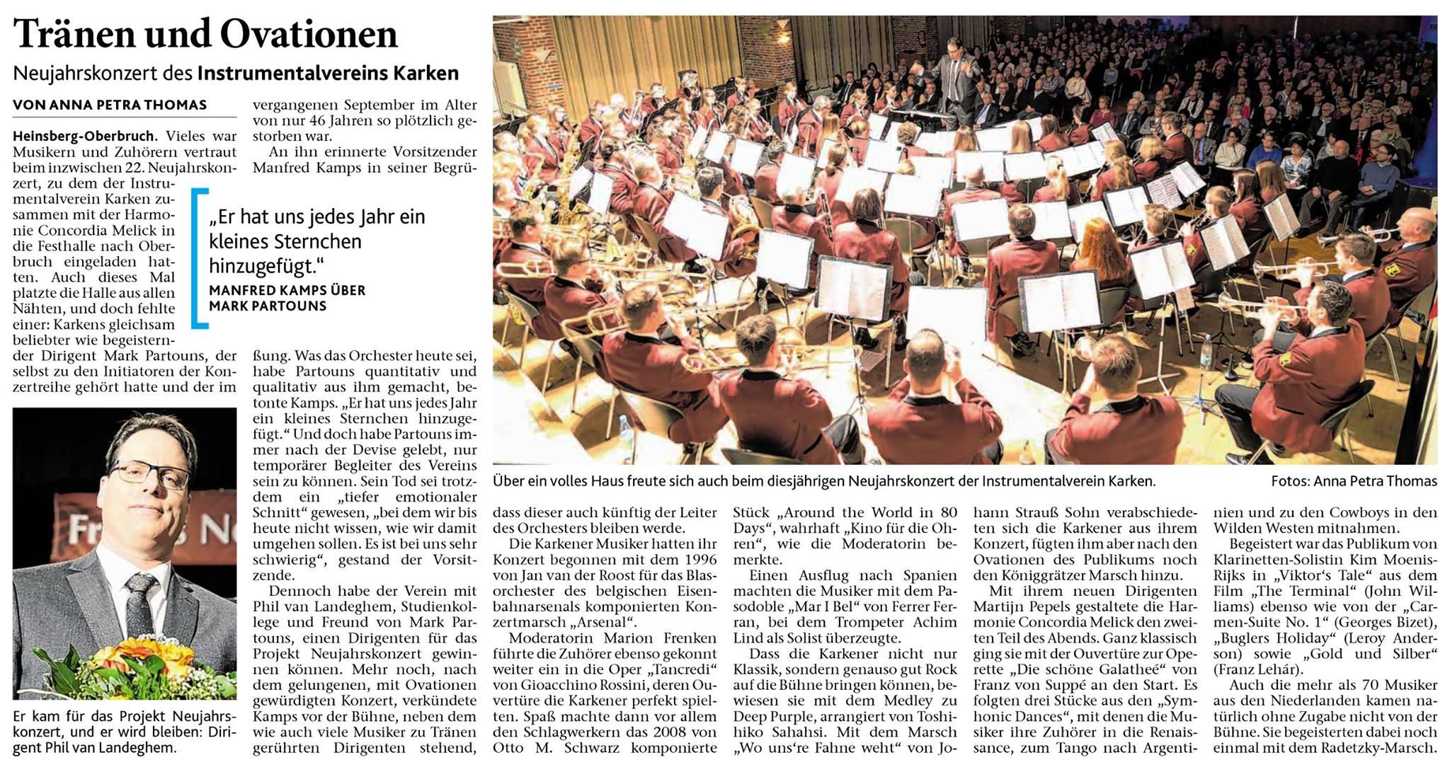 Artikel aus der Heinsberger Zeitung